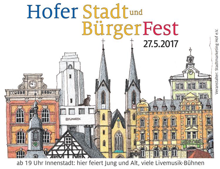 Infobild Stadt- und Bürgerfest